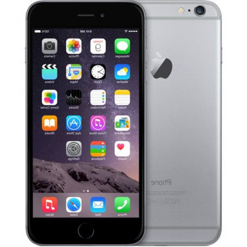 Apple iPhone 6 16GB Network Unlocked - Space Grey - phonesforsale.ie