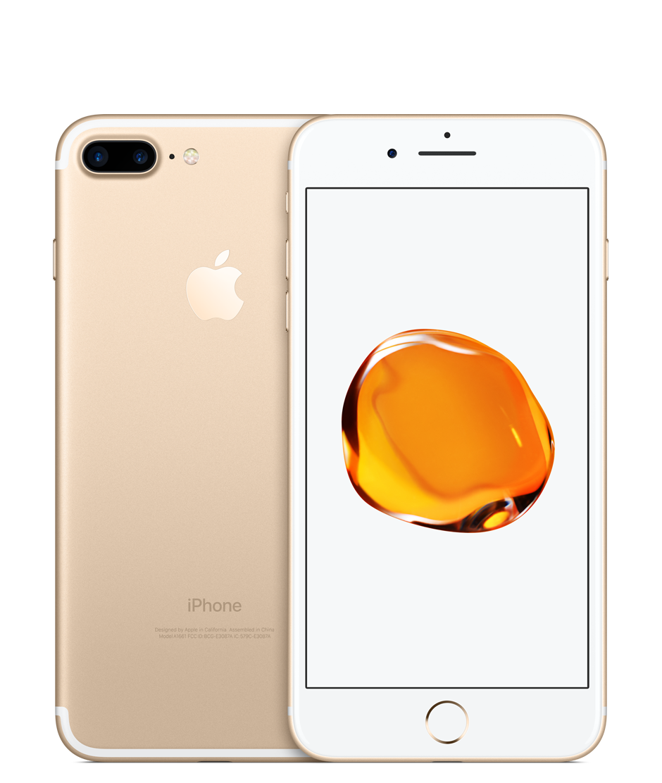 iPhone 7 Plus Gold 256GB Network Unlocked