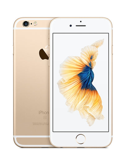 iPhone 6S 32GB Network Unlocked - Gold