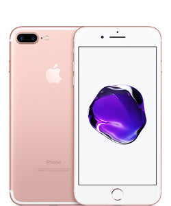 iPhone 7 Plus Rose Gold 256GB Network Unlocked