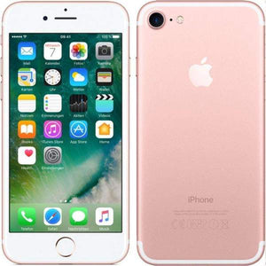 Apple iPhone 7 32GB Network Unlocked - Rose Gold (Grade A Condition) - phonesforsale.ie