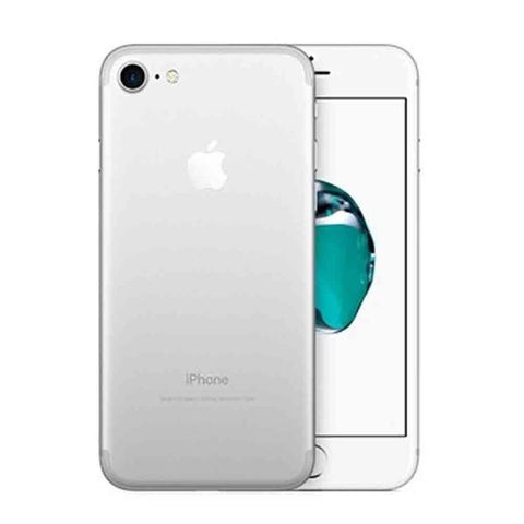 Apple iPhone 7 128GB Network Unlocked - Silver (Grade A Condition)