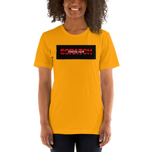 "Load image into Gallery viewer, ""Started From Scratch"" Bella + Canvas 3001 Unisex Short Sleeve Jersey T-Shirt with Tear Away Label"