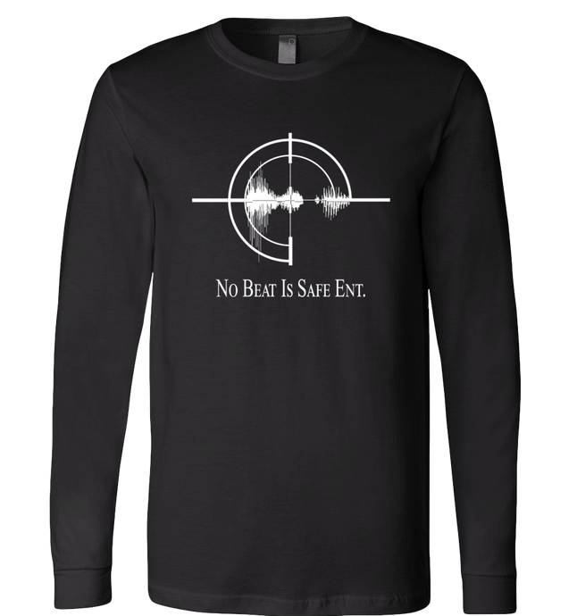 No Beat Is Safe Ent. Apparel Long Sleeve T-Shirt