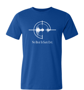 No Beat Is Safe Ent. Apparel T-Shirt