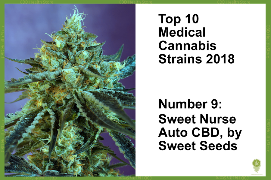 Medical Cannabis Strains: The top 10 cannabis strains for medical use - PART 1