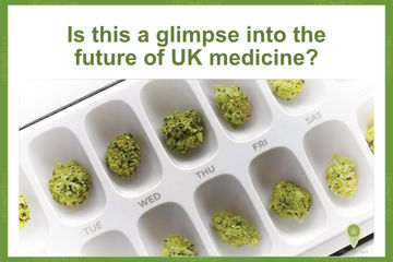 Cannabis Oil - Is the UK waking up to the benefits of Cannabis?