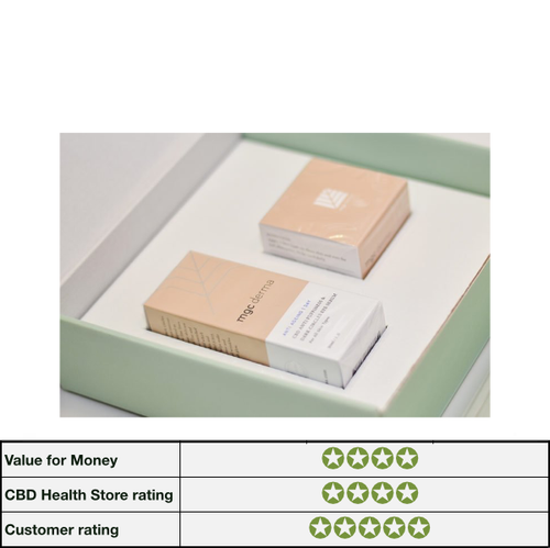 CBD eye care gift set by MGC Derma image