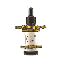 CBD Oil | C21™ Hemp Oil 600 - 10ml