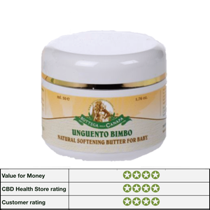 Hemp Cream Baby Butter by Bottega at CBD Health Store UK image