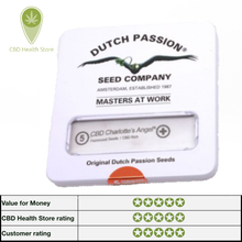 Dutch Passion's CBD Auto Charlotte's Angel - 5 seeds - Feminised