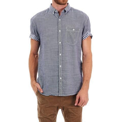 Clay Short Sleeve Button Down