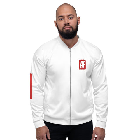 Adapt Fitness Unisex Bomber Jacket
