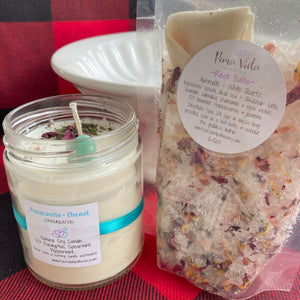 #1 Candle & Rock Salts