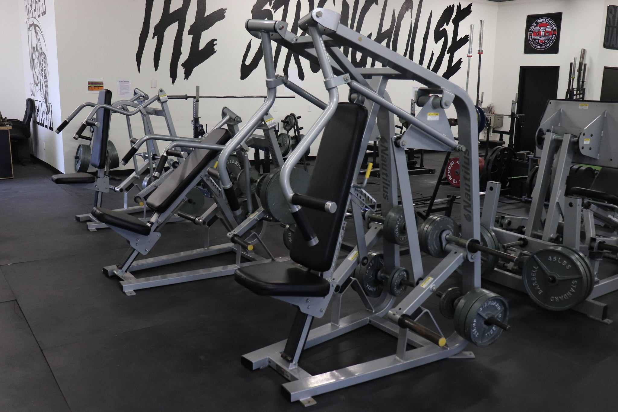 THE STRONGHOUSE GYM | Stronghouseproject