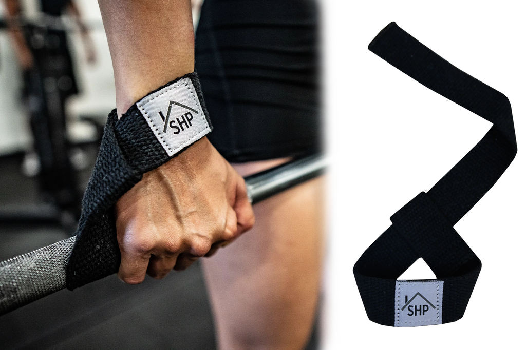 SHP Lifting Straps - Single Ply (Pair)