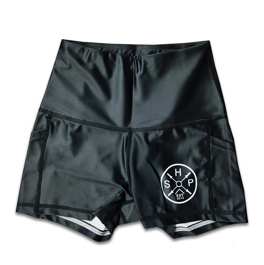 SHP Women's Shorts Black (size Extra Small)