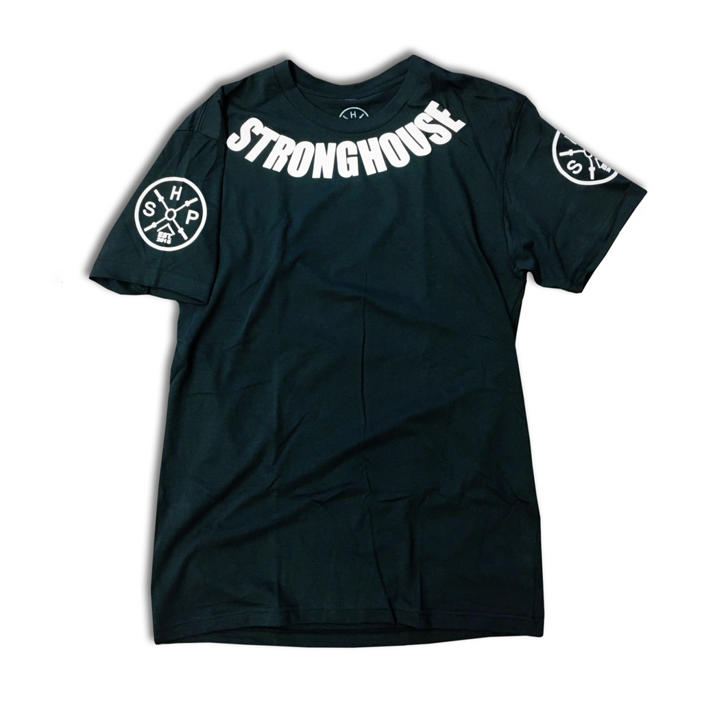 StrongHouse Comp Shirt Black