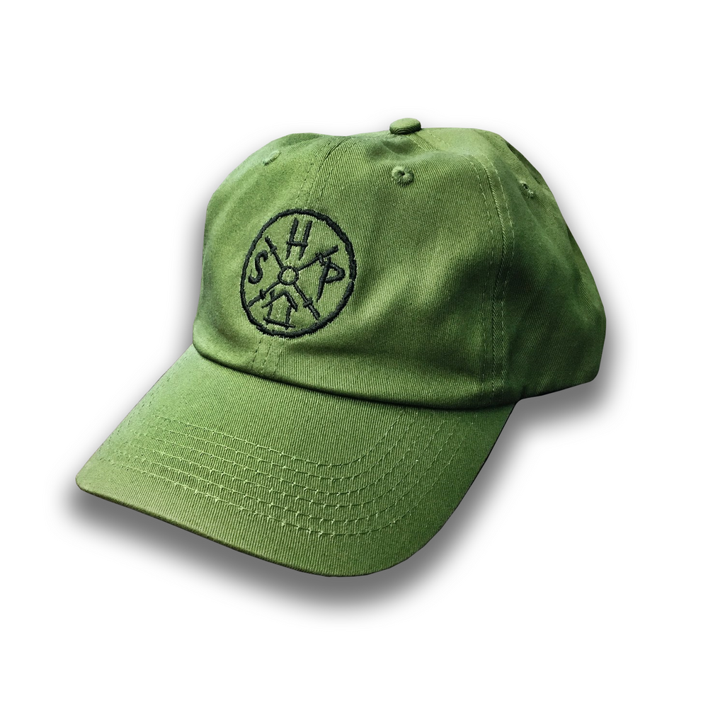 Savage Dad Hat OD Green