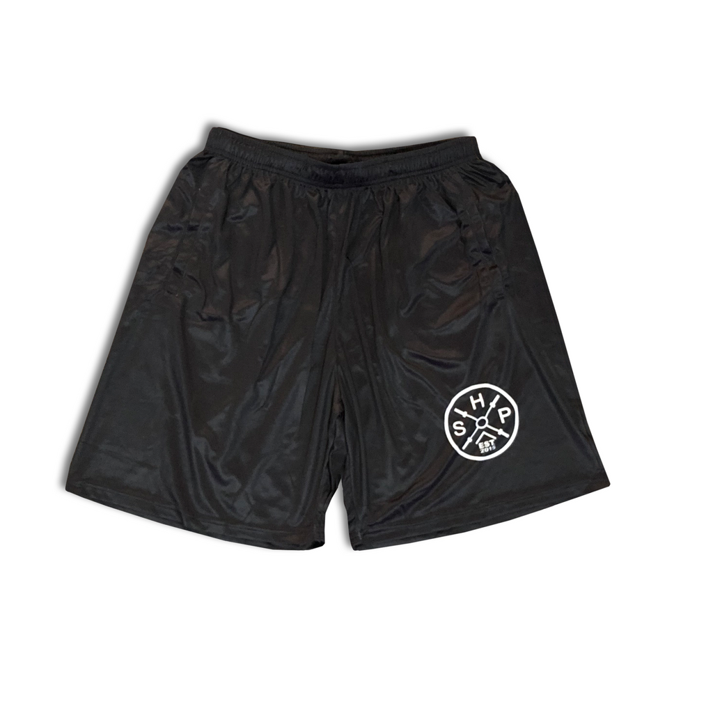 Basketball Shorts Black (Size Small)