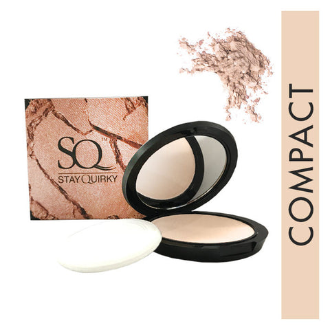 Stay Quirky Compact - Beige Babe 3