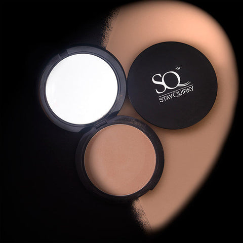 Stay Quirky Compact Powder - High on Caffeine 4