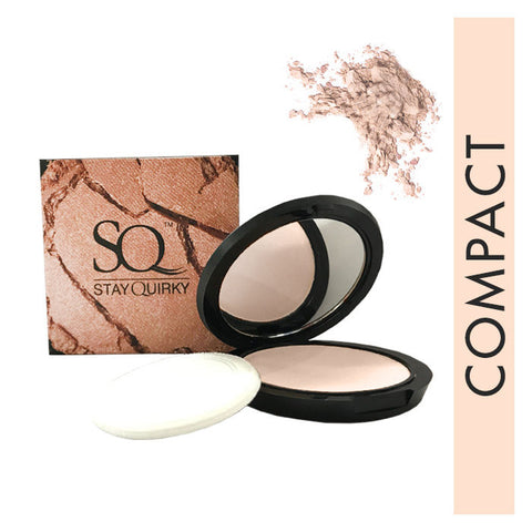 Stay Quirky Compact Powder - Ivory When You Worry 1