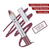 Stay Quirky Lip and Cheek Crayon, Purple, Want Some Wood - Make Me Scream 4 (2.29 g)