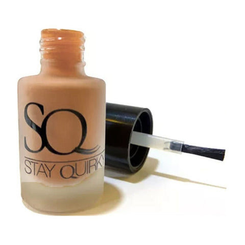 Stay Quirky Nail Polish, Matte Effect, Nude - How im-matt-ure 1036 (6 ml)