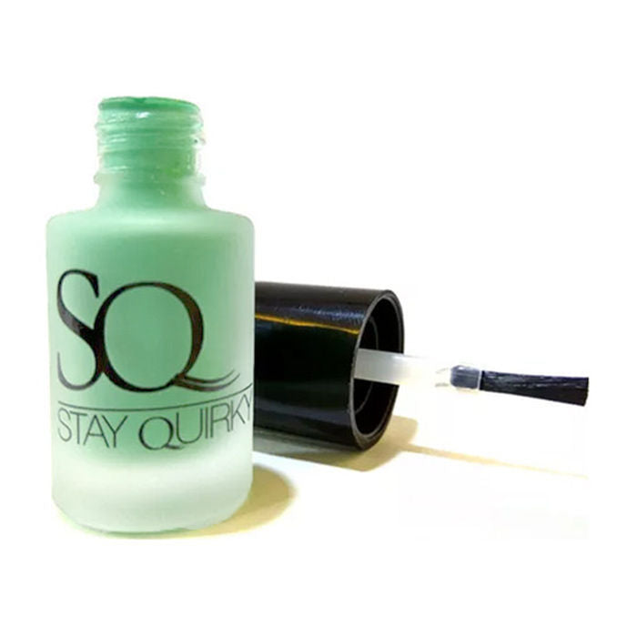 Stay Quirky Nail Polish, Matte Finish, Pastel - Matte the pooh 1071 (6 ml)