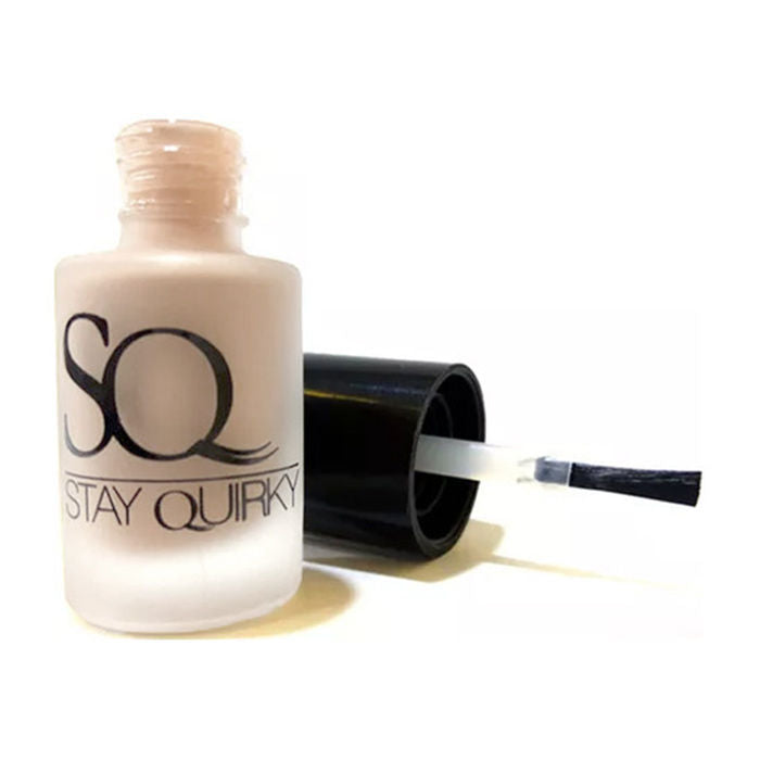 Stay Quirky Nail Polish, Matte, Nude - Over Dra-matt-ic 1037 (6 ml)