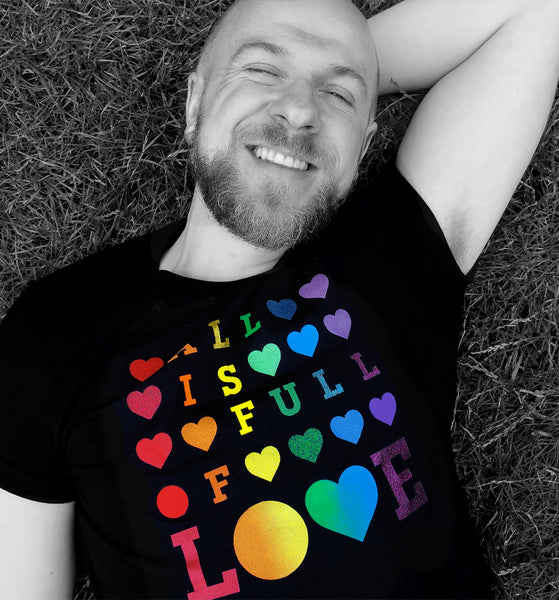 All is Full of Love - Wojtek London T Shirt