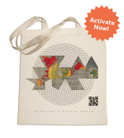 Activate Your World Game Tote Bag
