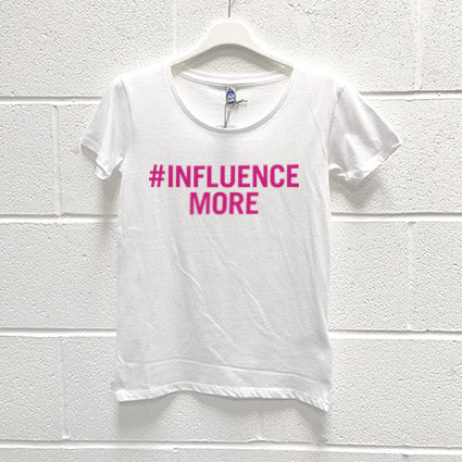 #InfluenceMore Tshirt