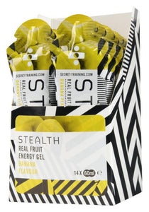 STEALTH Real Fruit Energy Gel - Banana