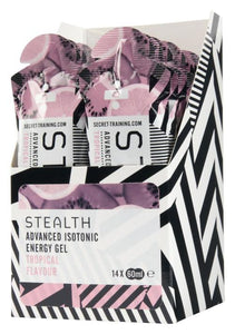 STEALTH Advanced Isotonic Energy Gel - Tropical