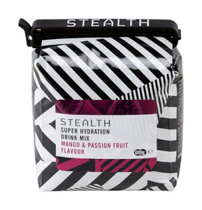 STEALTH Super Hydration Drink Mix Powder - Mango & Passion Fruit