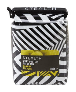 STEALTH Whey Protein Drink Mix - Banana