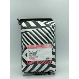 STEALTH BiG Energy Drink Mix Watermelon 700g