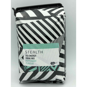 STEALTH BiG Energy Drink Mix Peppermint 700g