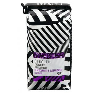 STEALTH Energy Mix Drink Powder x 1 (Blackcurrant & Elderflower) 660g