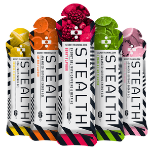 STEALTH Energy Gel Selection Box x 14