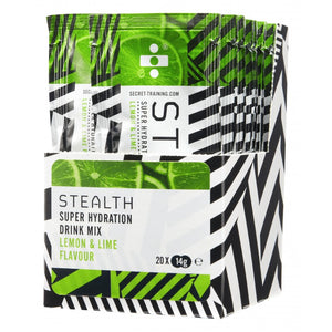 STEALTH Super Hydration Drink Mix Powder x 1 (Lemon & Lime)