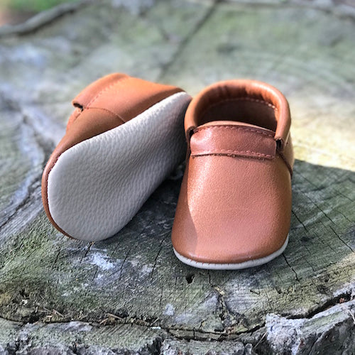 Chestnut Loafer Mocs