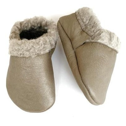 Clay Cozy Mocs