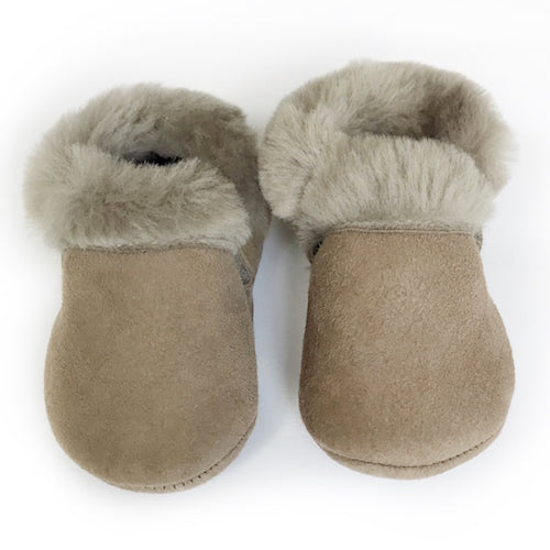 Nordic Maple Cozy Mocs