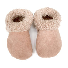 Load image into Gallery viewer, Dusty Rose Cozy Mocs