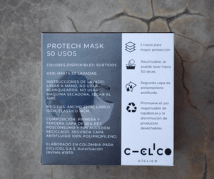 Protech Mask Pack x6