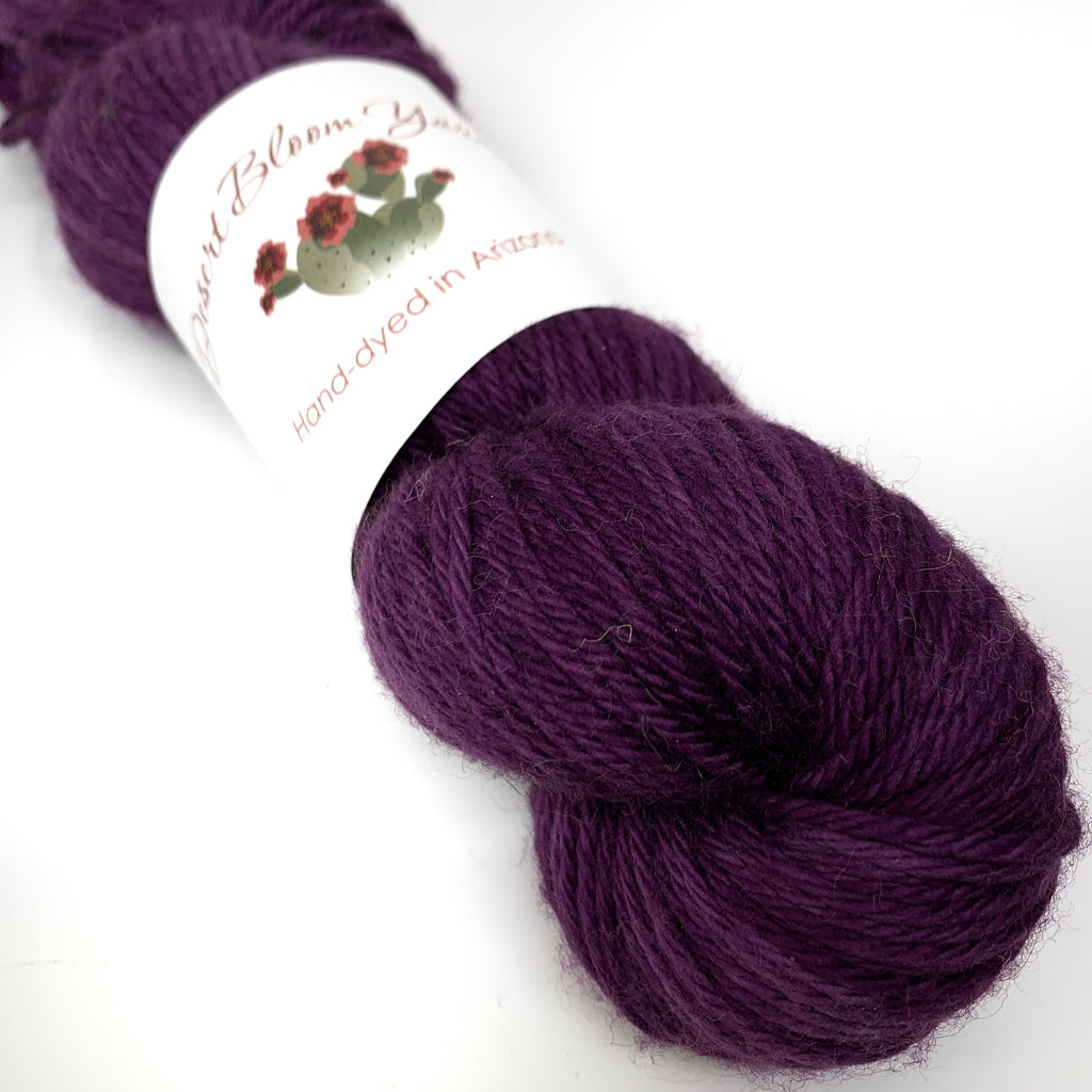 Flower Pot Purple - Classy Worsted*