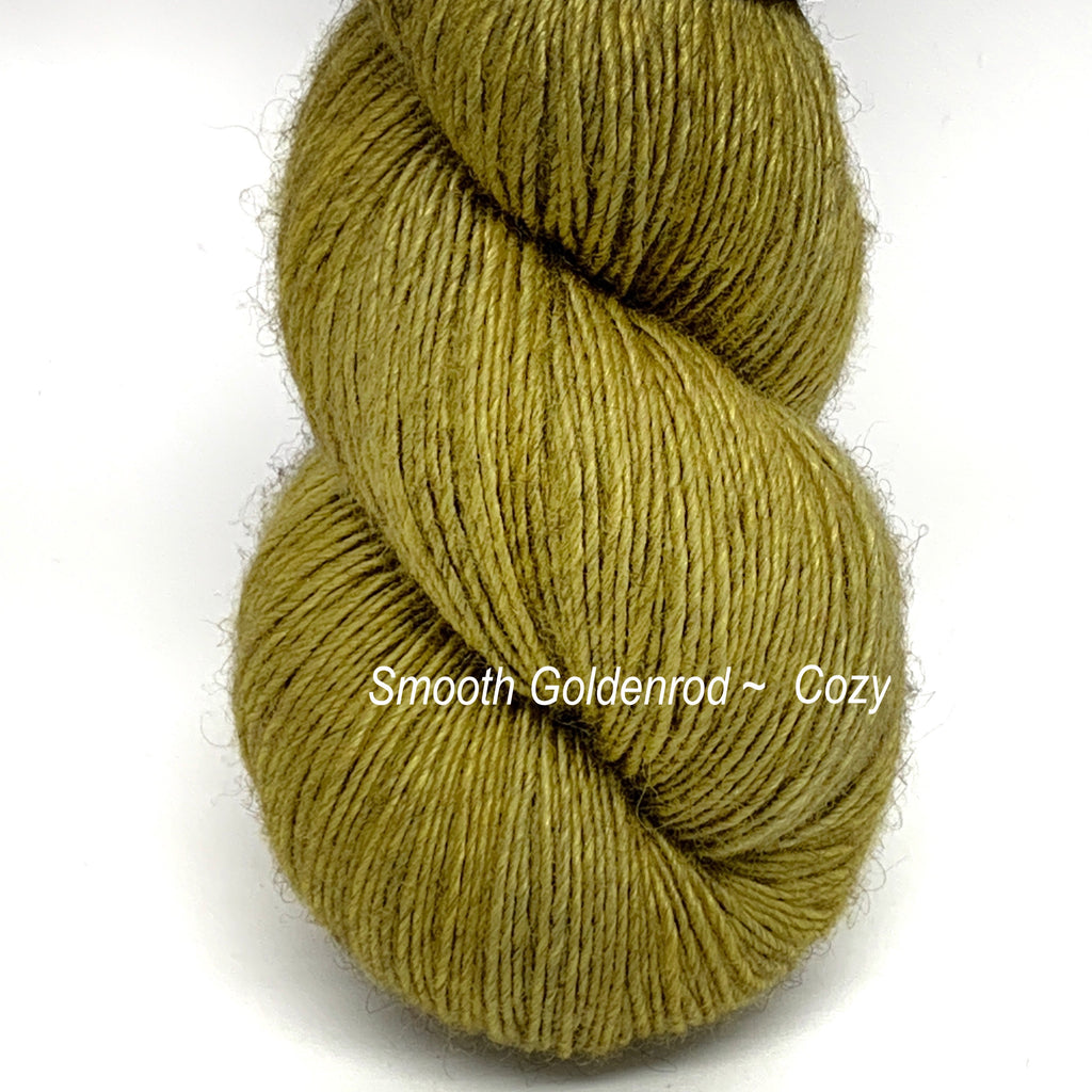 Smooth Goldenrod - Cozy